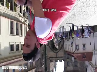 CzechHunter 145 - Free Gay Porn on the edge of Czechhunter - clip 123955